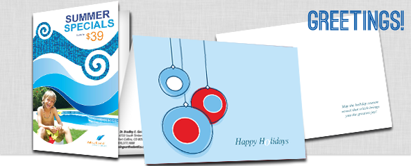 Every Door Direct Printing Greeting Cards