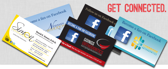 Every Door Direct Printing Facebook Cards